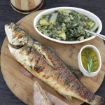 3065 dalmatian ethno village_grilled fish