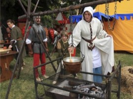 medieval festival sibenik-event-dogadjanja u solarisu-dalmacija