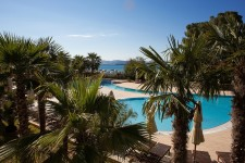 Solaris Hotel Ivan _outdoor pool & sea view