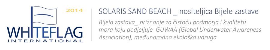 Solaris_sand_beach_white_flag_international