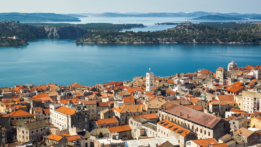 Dalmatia and the Adriatic sea
